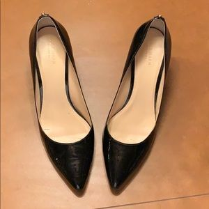 Black Cole Haan heels OBO